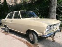 Vendo Kadett B Lusso 1970 1