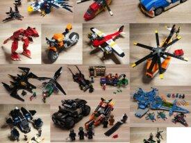 Legos en sets complets