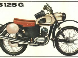 MZ ES 125 G