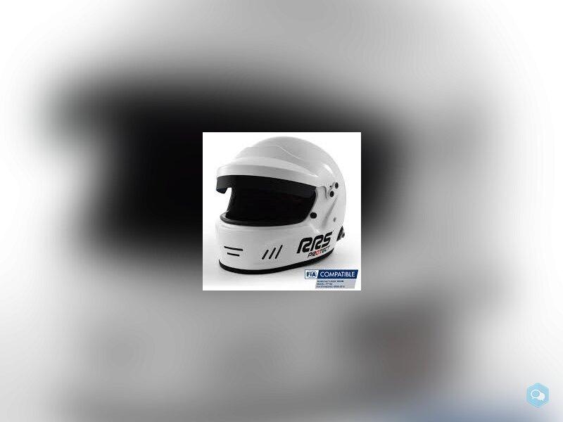 Casque et combi FIA 1
