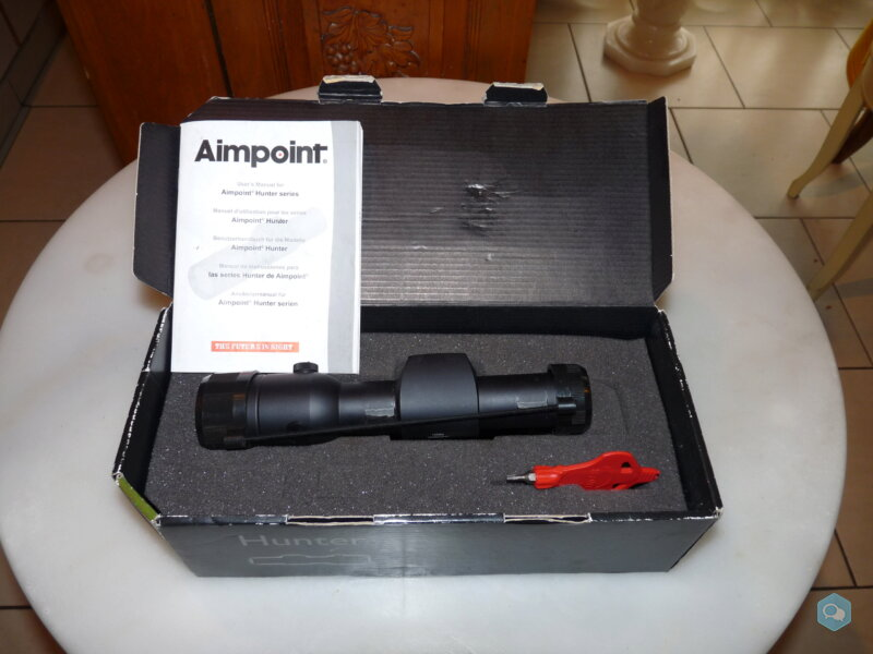 AIMPOINT HUNTER H30S 3