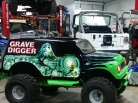 [Craigslist ]1980 Carters Brothers Grave Digger