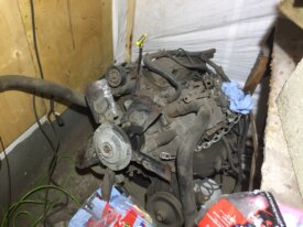 moteur 318 injecdtion
