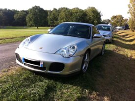 Vends 996 Carrera 4 phase 2
