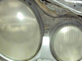 phares avant droits xénons de mercedes w210