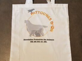Sac Pattounes D'Or