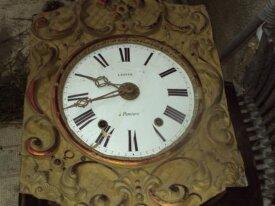 mouvement d'horloge a restaurer
