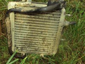 radiateur d'huile de mercedes 300 td , w210