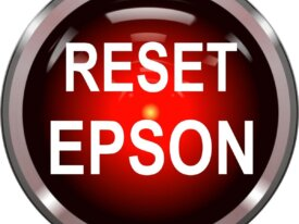 Reset Epson L100 L110 L200 L210 L355 L800