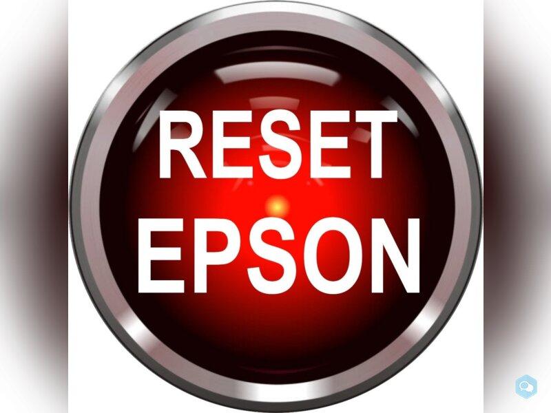 Reset Epson L100 L110 L200 L210 L355 L800 1