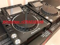 2x Pioneer CDJ-2000NXS2 +  1x DJM-900NXS2 mixer  1