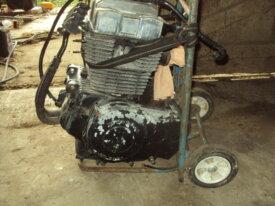 moteur de honda cb 450 s