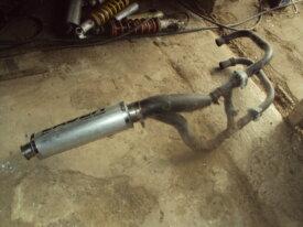 pot laser de honda cb 450 s