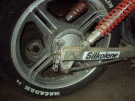 roue arr de honda cb 450 s