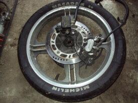 roue avant de honda cb 450 s