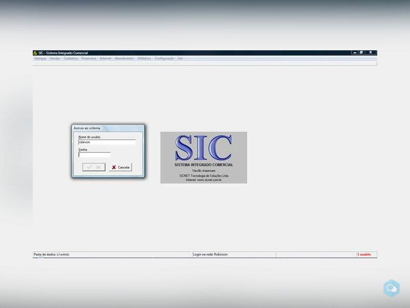 SIC - Sistema Integrado Comercial 4