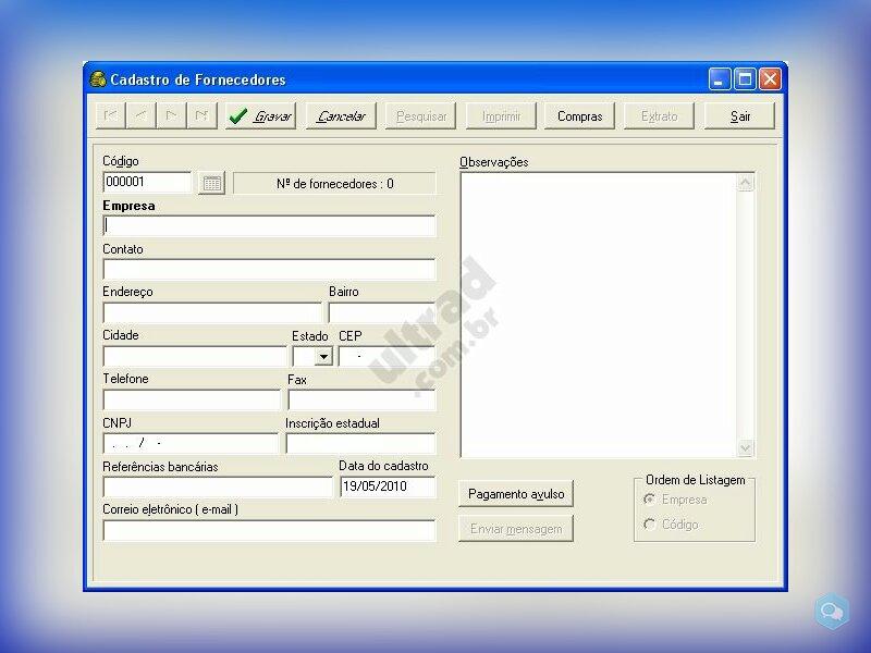 SIC - Sistema Integrado Comercial 5