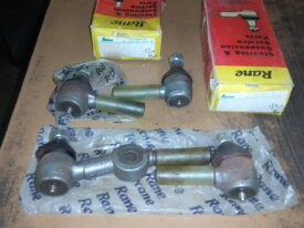 Tie Rod End Complete Set Willys Jeep Rane