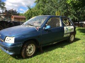 Clio T2 autocross