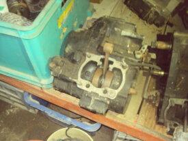 pieces bas moteur de 125 rm F106