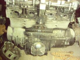 pièces moteur 750 suzuki gs