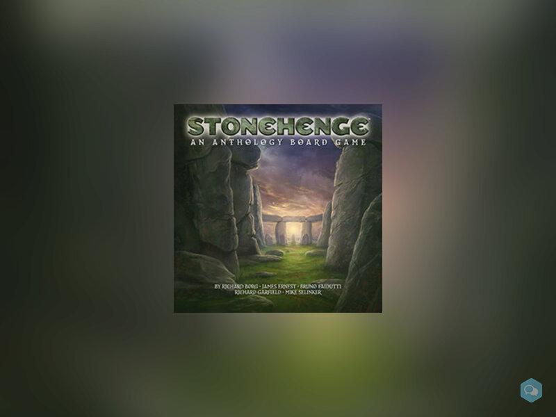 Stonehenge (n°205) 1