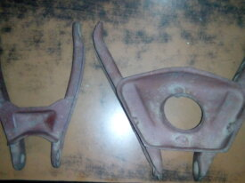 Front Suspension Upper & Lower Swinging Arms