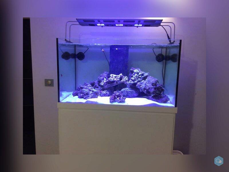Vente bac complet 270l - fab Mond'aquatic 1
