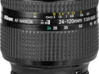 Nikon 24-120 AF - 3.5-5.6 D 1