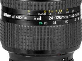 Nikon 24-120 AF - 3.5-5.6 D