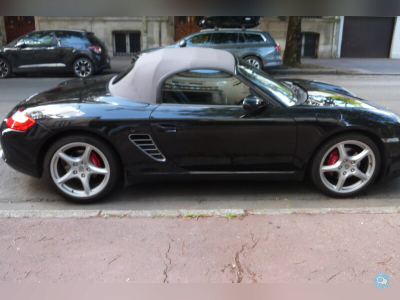 VDS BOXSTER S 987 1