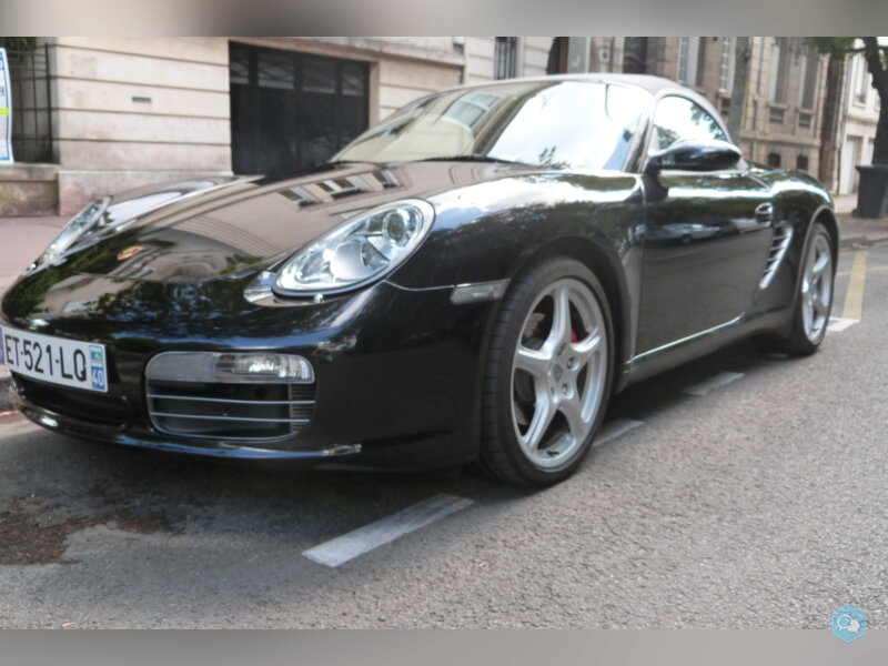 VDS BOXSTER S 987 3