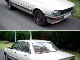 Vends 505 GTD Turbo AM 1988