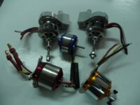65 - 5 X MOTEURS BRUSHLESS DIVERS 1