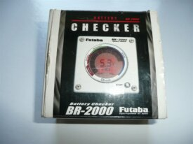 38 - BATTERY CHECKER FUTABA