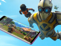 BÊTA ANDROID DE FORTNITE 1