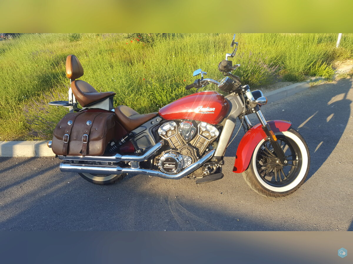 Indian Scout 4