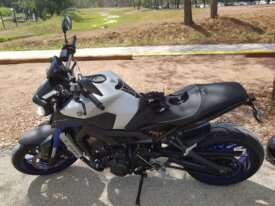 MT-09 2016 ABS 1700 kms