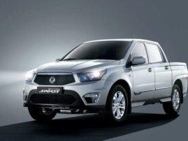Продажа запчастей на автомобиль SANG YONG