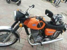 мотоцикл иж-планета-спорт