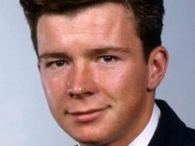 Rick Astley personnal photo