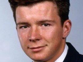 Rick Astley personnal photo