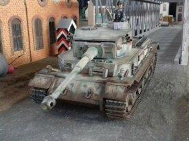 Tigre I Porsche (Vk4501) 1/16 RC