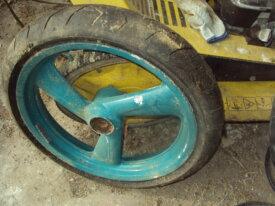 roue avant de 125 cagiva mito