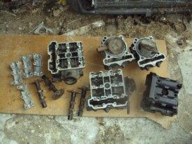 pieces haut moteur de suzuki 650 SV