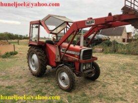 Massey Ferguson 235 8-G tracteur agricole