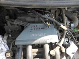 moteur d7f complet avec boite