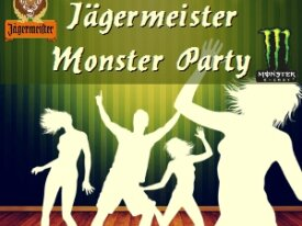 #JägermeisterMonsterParty