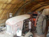 Tracteur RENAULT R7055 1