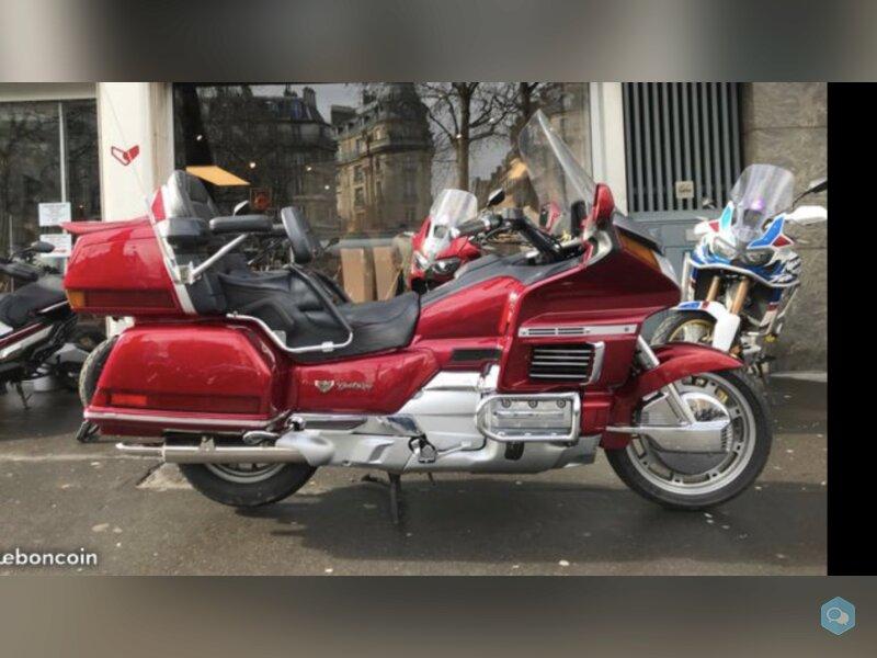 Vends 1500 Goldwing 1992 bon etat 1